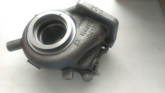 Горячая улитка турбины K0422-582 Mazda CX-7