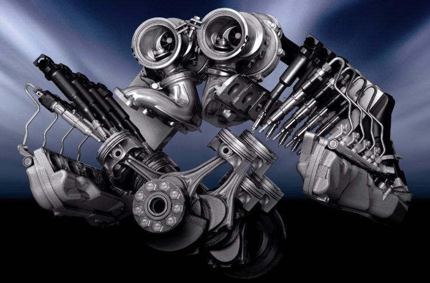 Повышение мощности двигателя