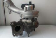 Турбина 5303-970-0210 Nissan Navara 2.5l 190 л.с