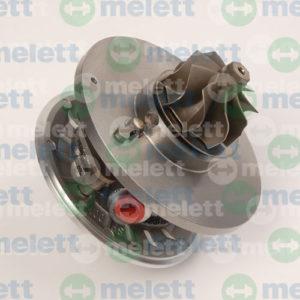 Картридж турбины Melett 1102-017-900 номер G-t 717478-0001