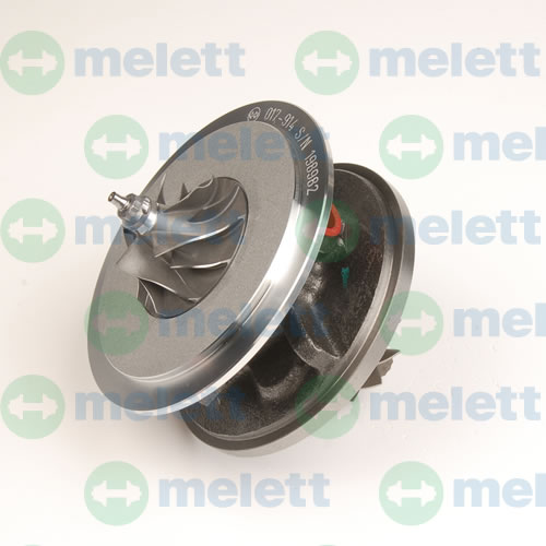 Картридж турбины Melett 1102-017-914 номер Garrett 740080-0001