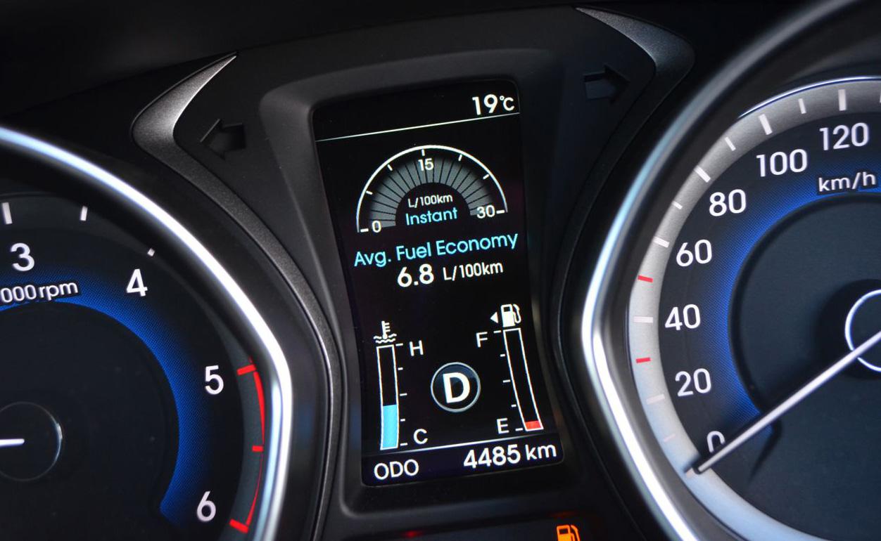 Как правильно замерить расход топлива